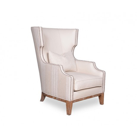 A.R.T. Furniture - Madison Natural Wing Chair - 192539-5003AA