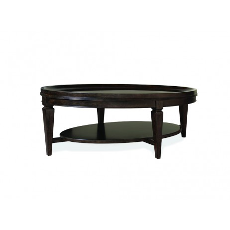 Image of Classics Oval Cocktail Table