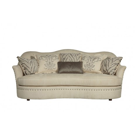 Image of Amanda Ivory Sofa