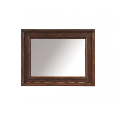 Image of Whiskey Oak Landscape Mirror