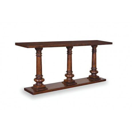 A.R.T. Furniture - Whiskey Oak Sofa Table - 205307-2304