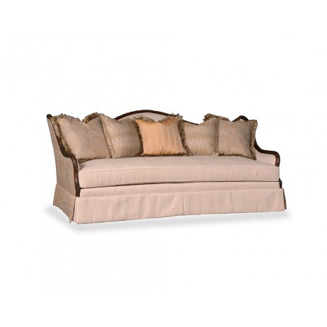 Image of Ava Creme Sofa
