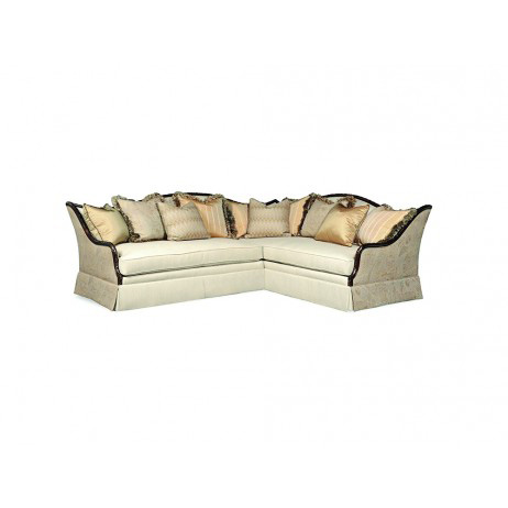 Image of Ava Cream Sectional