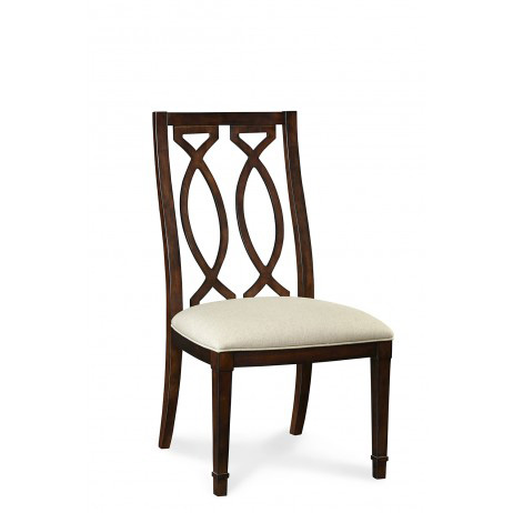 A.R.T. Furniture - Wood Back Side Chair - 161204-2636