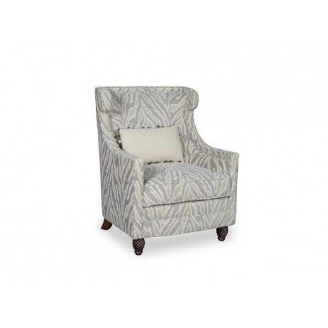 A.R.T. Furniture - Accent Chair with Kidney Pillow - 204554-5008AA