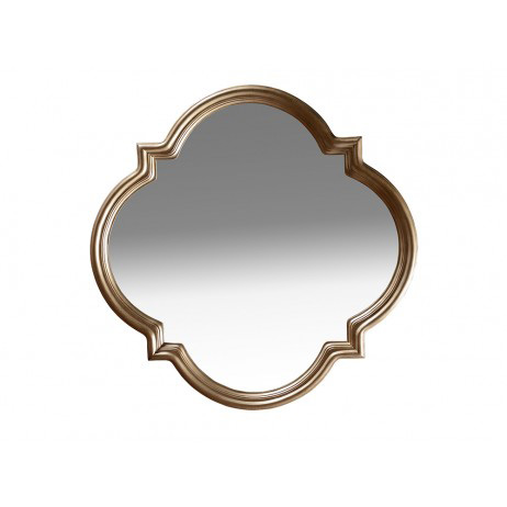 A.R.T. Furniture - Shaped Mirror in White Bronze - 208120-2627