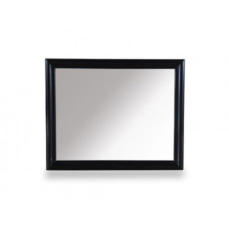 Image of Landscape Mirror in Ebony
