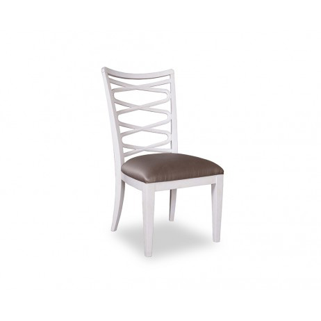 A.R.T. Furniture - Ribbon Back Side Chair in Parchment - 208204-1817
