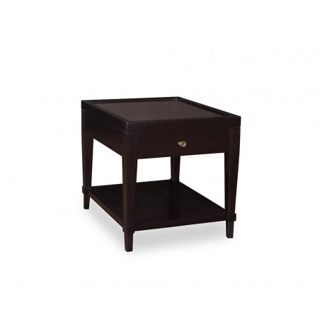 A.R.T. Furniture - End Table in Ebony - 208304-1815