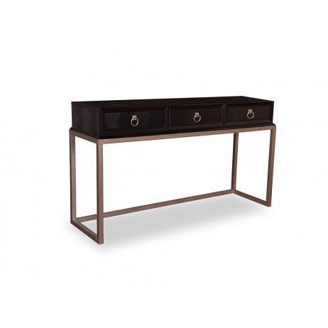 Image of Console Table in Ebony