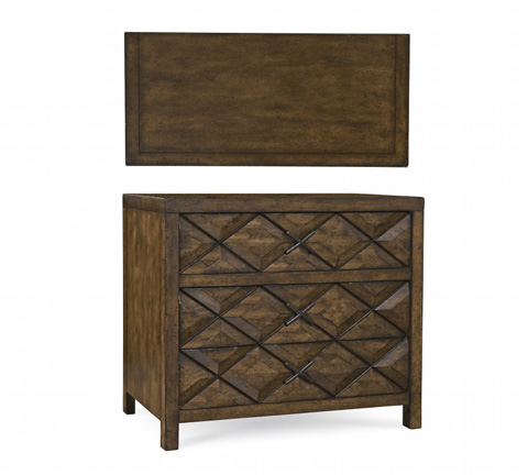 A.R.T. Furniture - Bachelor Chest - 212142-2016