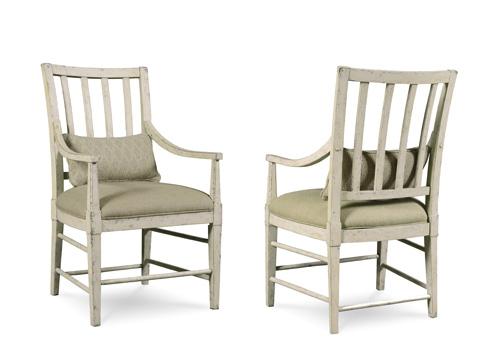 A.R.T. Furniture - Slat Back Arm Chair - 212203-2617