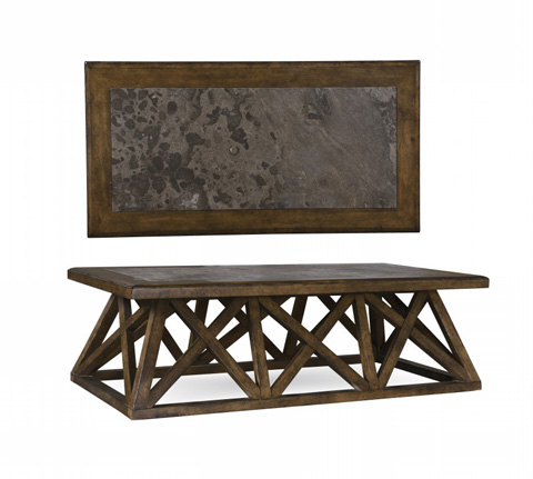 A.R.T. Furniture - Rectangular Cocktail Table - 212300-2016