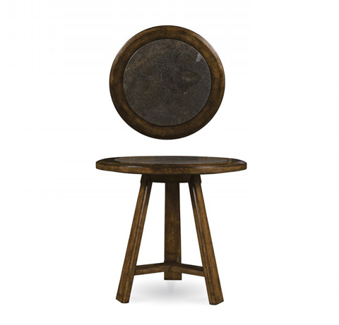 A.R.T. Furniture - Round Lamp Table - 212303-2016
