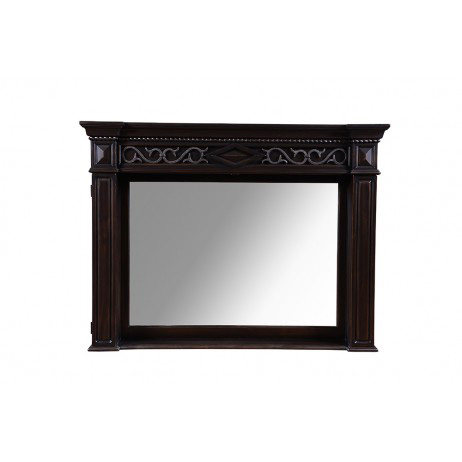 Image of Crowned Mirror