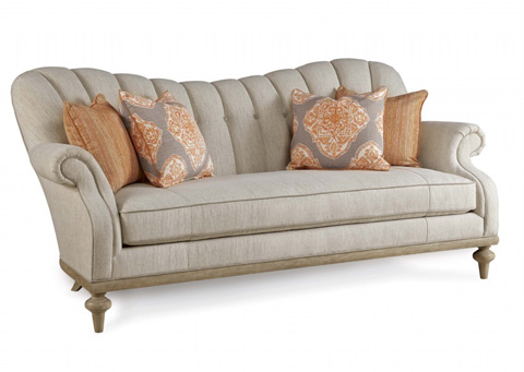 Image of Mullen Channel Back Sofa