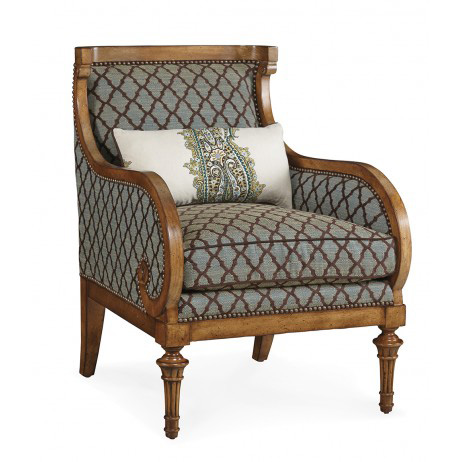 Image of Morrell Wing Chair