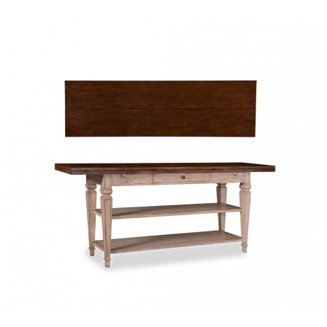 Image of Cedar Flip-Top Console Table