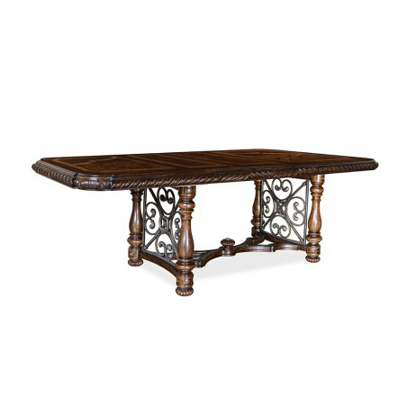 A.R.T. Furniture - Gathering Height Dining Table - 209226-2304TP/209226-2304BS
