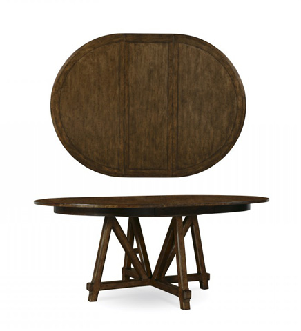 A.R.T. Furniture - Round Dining Table - 212225-2016BS/212225-2016TP