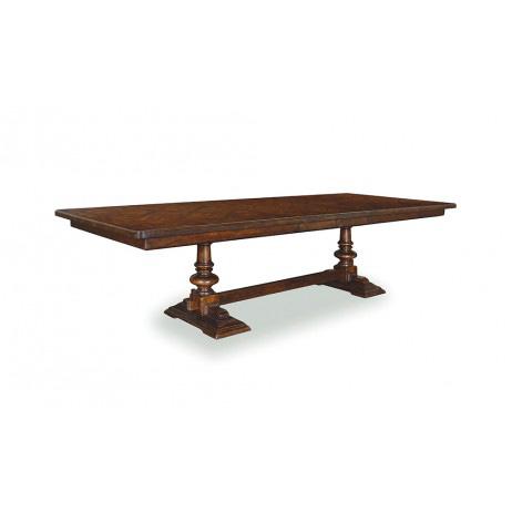A.R.T. Furniture - Trestle Dining Table in Barrel Oak - 205221-2304