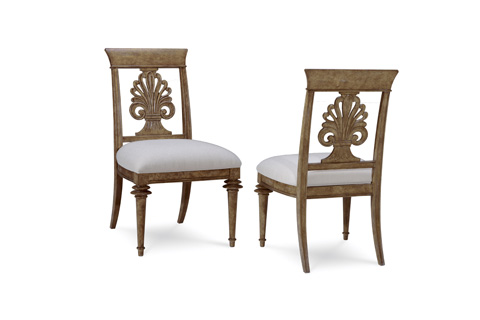 A.R.T. Furniture - Wood Back Chair - 229202-2608