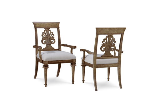 A.R.T. Furniture - Wood Back Chair - 229203-2608