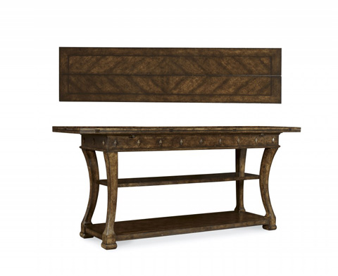 Image of Flip Top Console Table