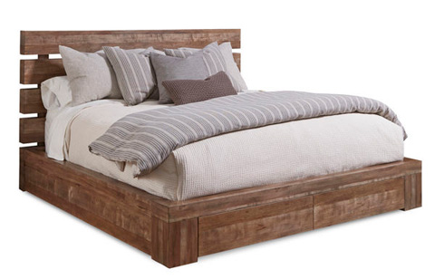 Image of Queen Bed