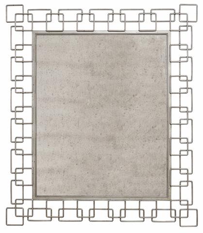 Image of Williamsburg Metal Link Mirror