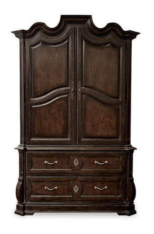 Image of Armoire in Vintage Melange