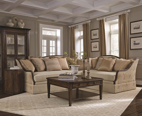 Image of Ava Two Piece Living Room Collection