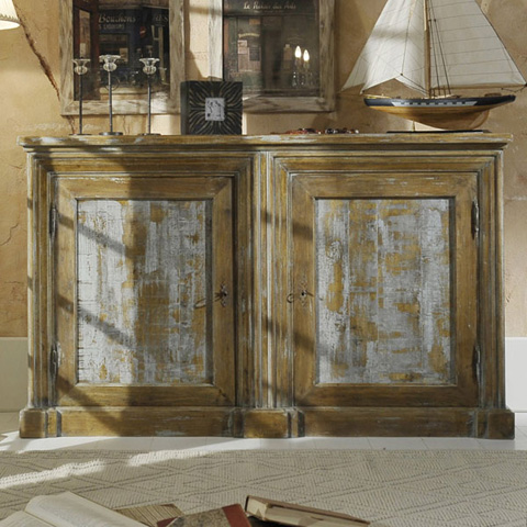 Image of Credenza with Two Doors