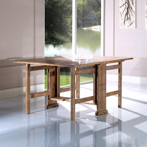 Image of Extending Console Table