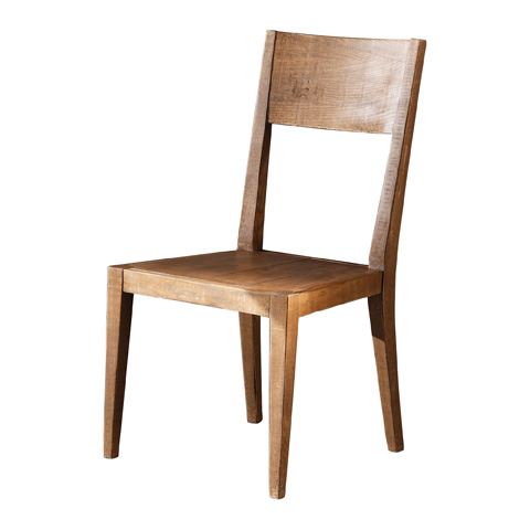 Image of Wooden Side Chair