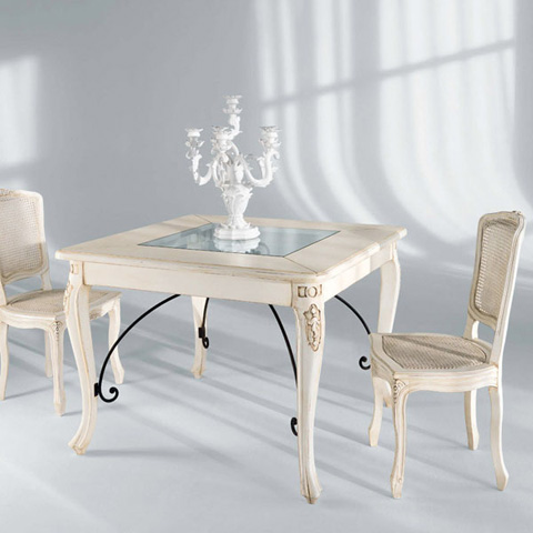 Artitalia Group - Square Dining Table - DC347