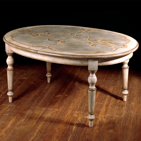 Image of Oval Table