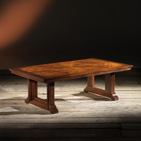 Image of Rectangular Coffee Table