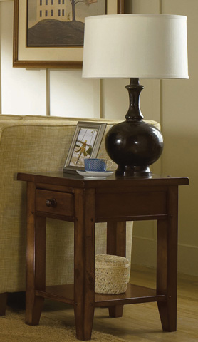 Aspenhome - Chairside Accent Table - IMR-913