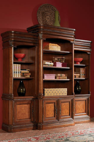 Image of Bookcase Wall Unit