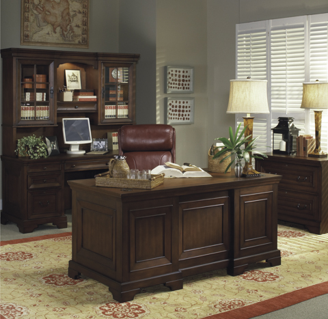 Image of Executive Home Office Set