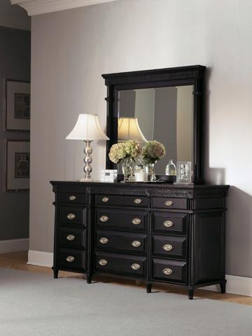 Image of Landscape Dresser Mirror