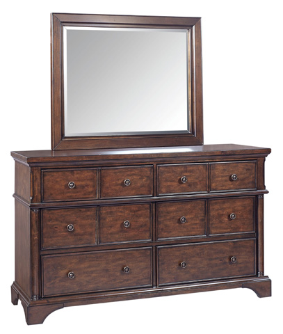 Image of Six Drawer Dresser