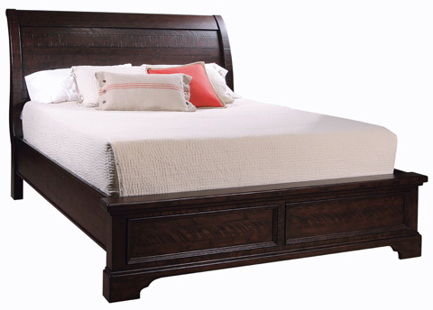 Image of Bayfield Queen Sleigh Bed