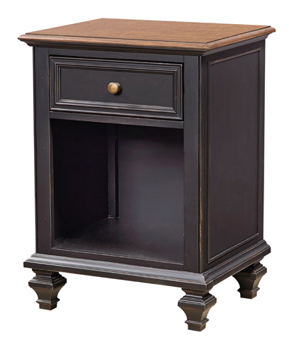 Aspenhome - One Drawer Nightstand - I65-451