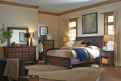 Image of Bancroft Bedroom Set