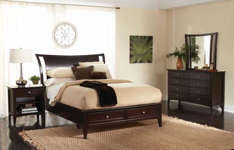 Aspenhome - Kensington Bedroom Set - IKJ SET