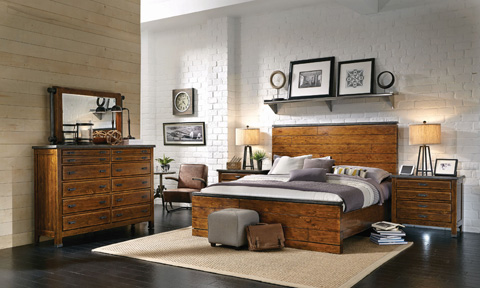 Image of Rockland Bedroom Set