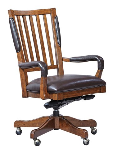 Aspenhome - Office Arm Chair - I26-366A