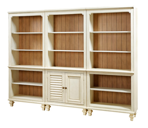 Aspenhome - Open Bookcase - I67-333